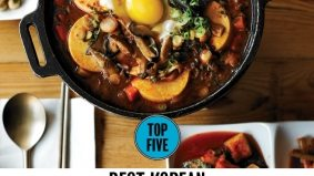 Toronto's top five Korean restaurants