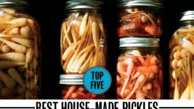 Toronto's five best house-made pickles