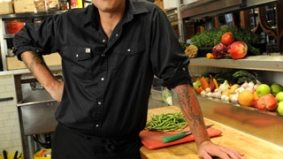 Chuck Hughes anointed next big celeb chef by Grub Street, contemplating Toronto restaurant