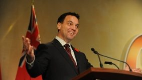The blame game: Tim Hudak's provincial election loss is the result of a bad campaign bus, among other things