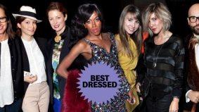 Toronto Fashion Week's best dressed: spring/summer 2012