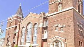 Condomonium: $800,000 for a converted condo in a Methodist church at Dovercourt and Bloor