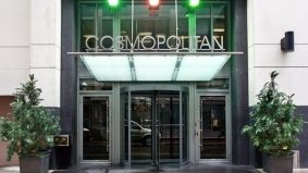 Condomonium: $1.8 million for a penthouse in the Cosmopolitan styled by HGTV's Designer Guys