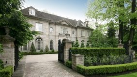 House of the Week: $9 million for a stately Casa Loma mansion on Forest Hill Road