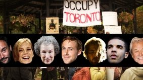 Occupy Toronto Wish List: seven Toronto celebrities we hope to see at some point at St. James Park