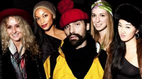 Toronto Fashion Week trends: putting a hat on it