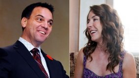 What do Tim Hudak and Erica Strange have in common? They're both stubborn time travellers