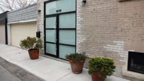 Office Space: $750 per month for a sunny vintage spot near Dufferin Grove