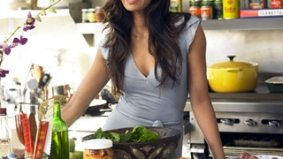 Q&A with Padma Lakshmi: the Top Chef host, who'll be in town for the Delicious Food Show, talks about her favourite contestants and places to eat