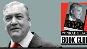 The Conrad Black Book Club: A Matter of Principle, Chapter 2 (wherein Black drops a lot of names)