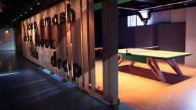 Introducing: Spin Toronto, the new King West ping pong club co-owned by Susan Sarandon (no, really)