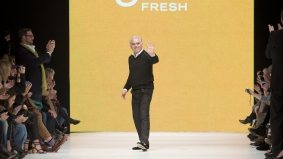 Joe Freezy (also known as Joe Fresh, also known as Joe Mimran) creates exciting menswear for spring/summer 2012