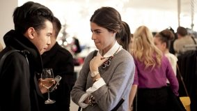 THE SCENE: Holt Renfrew launches Holt's Muse with the Man Repeller Leandra Medine