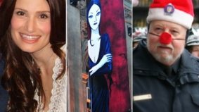 The Weekender: The Santa Claus Parade, Idina Menzel and six other items on our to-do list