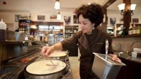 Introducing: Crêpes à GoGo on Bloor, the authentic French crêperie's return to the Annex