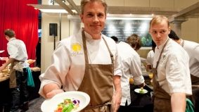 GALLERY: All the chefs and dishes from last night's Gold Medal Plates gala