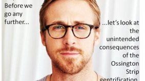 Ryan Gosling proves that caring about municipal politics is sexy
