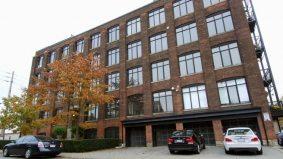 Condomonium: $1.3 million for a bona fide loft space with a private elevator