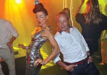 Naguib Sawiris, the chairman of Wind Mobile. (Image: Courtesy of Porto Montenegro)