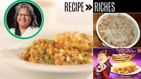 Recipe to Riches reviewed: Episode 4, Bannock Hazelnut Pie