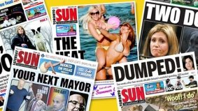 To celebrate the Toronto Sun's 40th birthday, we offer a selection of the paper's more, er, memorable front pages