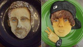 PANCAKE POLL: Who looks more appetizing—Justin Bieber or Ryan Gosling?