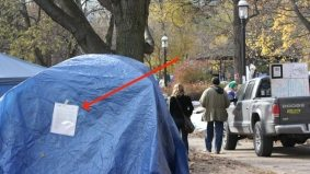 Quoted: Doug Ford on why Occupy Toronto wanted to get evicted