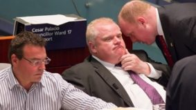 Can Rob Ford tell the difference between wasteful and regular-government-has-to-run-a-city spending?