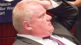 Cost of digging a tunnel for the Eglinton crosstown could pose a problem for Rob Ford's transit plan