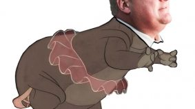 Rob Ford chosen to cameo in The Nutcracker ballet (cue last-minute cottage vacation)