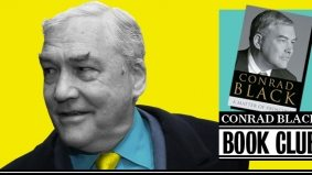 Conrad Black Book Club: A Matter of Principle, Chapter 7: wherein Conrad is charged with crimes