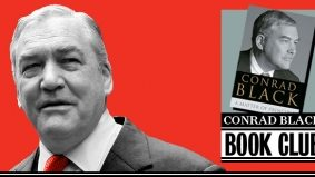 The Conrad Black Book Club: A Matter of Principle, Chapter 5 (wherein Black is poor and sends his own faxes)