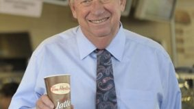 Tim Hortons to bring espresso to the 99 per cent