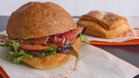 Weekly Lunch Pick: a perfectly elegant sandwich at a perfectly elegant Summerhill pastry shop