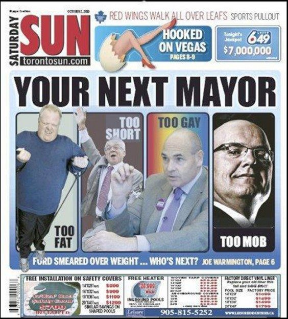 Toronto's Next Mayor And The Potential Impact On Real Estate