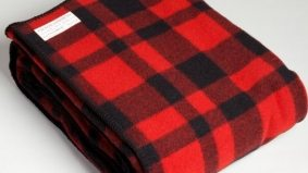 The Find: a cozy and warm wool blanket that's not from The Bay