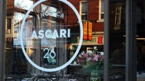 Introducing: Enoteca Ascari 26, the new Leslieville wine bar from the people behind Table 17