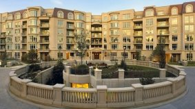 Condomonium: $2 million for a roomy apartment in Thornhill's amenity-rich Avignon