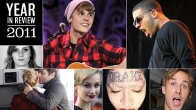 Year in Review: 2011 was a good year for Biebz, Drizzy, Gadon, McAdams and the Almighty Goz