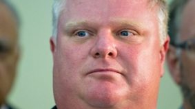 Rob Ford embarks upon the most predictable year-end media blitz ever