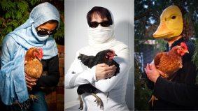 Nine members of Toronto's backyard-chicken underground on the special bond between man and bird