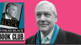 Conrad Black Book Club, A Matter of Principle: Chapter 12 (wherein Conrad goes to court)