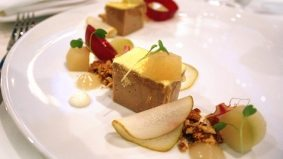 Weekly Lunch Pick: the refined decadence of Splendido's holiday tasting menu