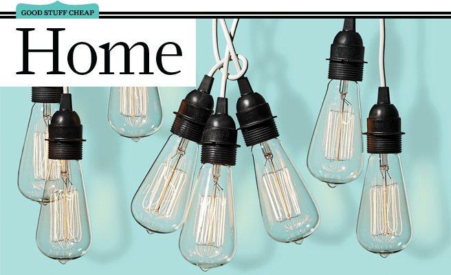 Where to Get Good Stuff Cheap | Home