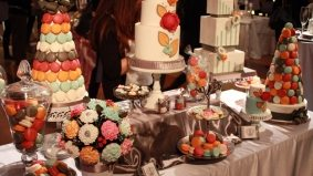 Sixteen fantastic picks from this year's Wedding Co. Show (and yes, brides-to-be, macarons are still trendy)