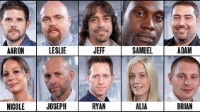 Redemption Inc., episode 1: wherein we pick our favourite ex-con (Team Jeff!)