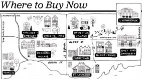 Where to Buy Now: the inside scoop on the city's next 10 neighbourhoods