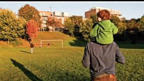 Where to Buy Now: Christie Pits, because good parks make good neighbours