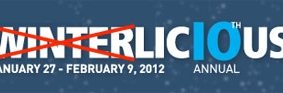 Alternalicious: a roundup of rebel prix fixes outside the jurisdiction of Winterlicious 2012