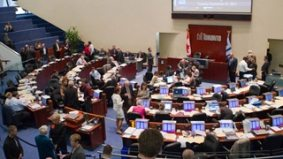 How councillors from the centre and the left teamed up to take down Rob Ford's budget
